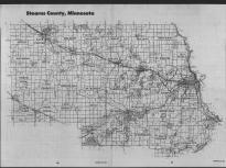 Index Map, Stearns County 1989