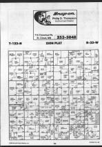 Map Image 002, Stearns County 1989