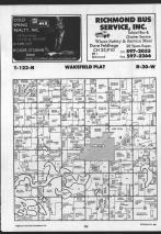 Map Image 004, Stearns County 1989