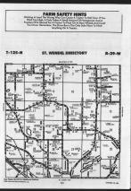 Map Image 005, Stearns County 1989