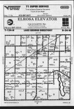 Map Image 070, Stearns County 1989