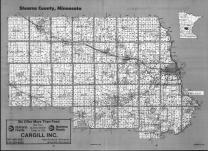 Index Map, Stearns County 1990