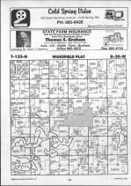Map Image 004, Stearns County 1990