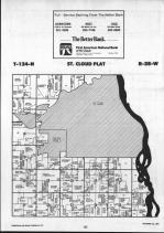 Map Image 012, Stearns County 1990