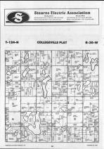 Map Image 045, Stearns County 1990