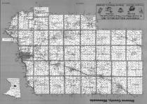 Index Map, Stearns County 1991
