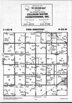 Map Image 001, Stearns County 1991