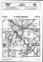 Map Image 009, Stearns County 1991