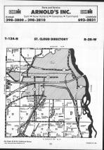 Map Image 011, Stearns County 1991