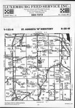 Map Image 013, Stearns County 1991