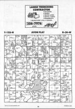 Map Image 033, Stearns County 1991