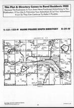 Map Image 050, Stearns County 1991