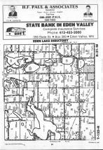 Map Image 059, Stearns County 1991