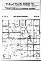 Map Image 070, Stearns County 1991