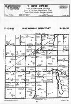 Map Image 074, Stearns County 1991