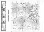 Index Map, Stevens County 1985