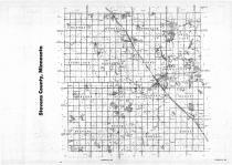 Index Map, Stevens County 1987