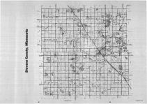 Index Map, Stevens County 1988