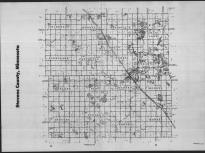 Index Map, Stevens County 1989