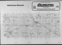 Index Map, Swift County 1989