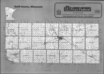 Index Map, Swift County 1990