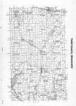 Index Map, Todd County 1987