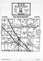 Map Image 005, Todd County 1987
