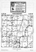 Map Image 007, Todd County 1987
