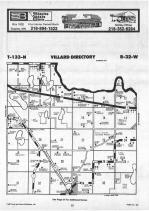 Map Image 009, Todd County 1987