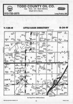 Map Image 032, Todd County 1987