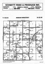 Map Image 021, Todd County 1988