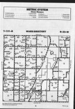 Map Image 005, Todd County 1989