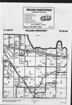 Map Image 007, Todd County 1989