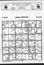 Map Image 025, Todd County 1989
