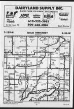 Map Image 036, Todd County 1989