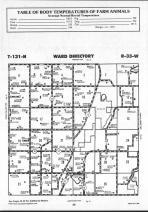 Map Image 005, Todd County 1991