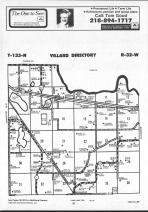 Map Image 007, Todd County 1991