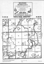 Map Image 009, Todd County 1991
