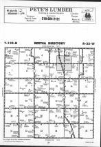 Map Image 021, Todd County 1991
