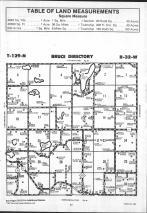 Map Image 029, Todd County 1991