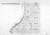 Index Map, Traverse County 1987