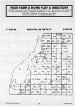 Map Image 027, Traverse County 1987