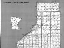 Index Map, Traverse County 1991