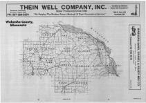 Index Map, Wabasha County 1988