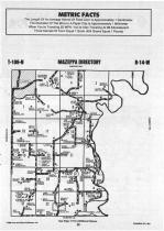 Map Image 011, Wabasha County 1988