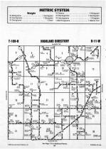 Map Image 014, Wabasha County 1988