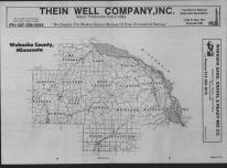 Index Map, Wabasha County 1989 Published by Farm and Home Publishers, LTD