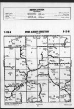 Map Image 002, Wabasha County 1989 Published by Farm and Home Publishers, LTD