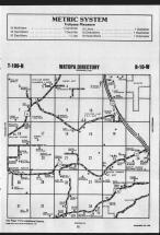 Map Image 003, Wabasha County 1989 Published by Farm and Home Publishers, LTD