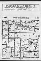 Map Image 007, Wabasha County 1989 Published by Farm and Home Publishers, LTD